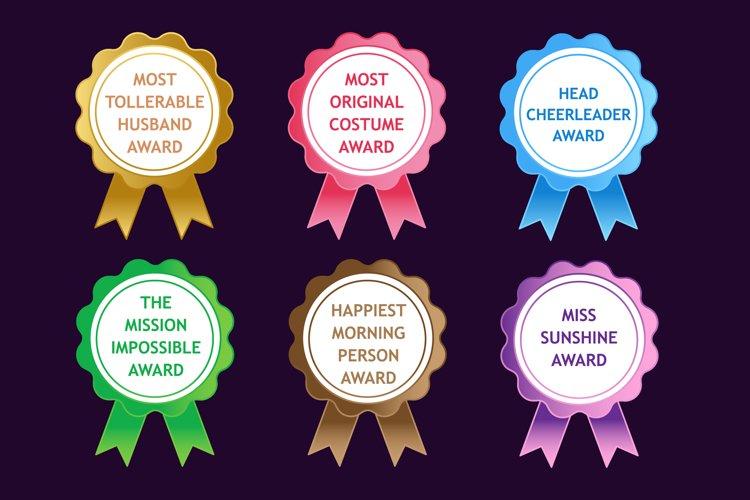 Award Badges example image 1