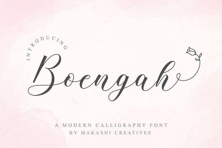 Boengah example image 1