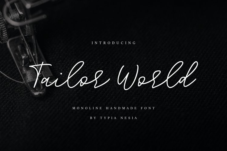 Tailor World example image 1