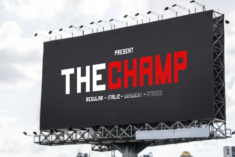 THECHAMP example image 1