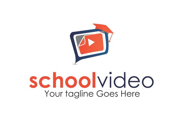 School Video Courses Online Logo example image 1