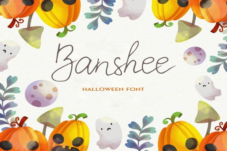 Banshee-Regular example image 1