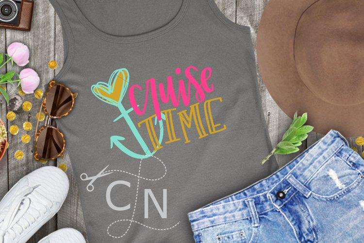 Cruise Time, Cruise Shirt Design example image 1