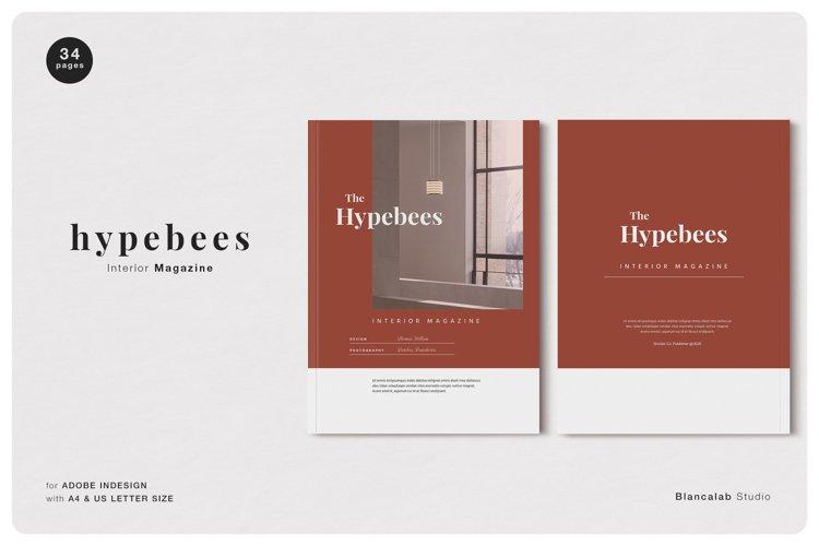 HYPEBEES Interior Magazine