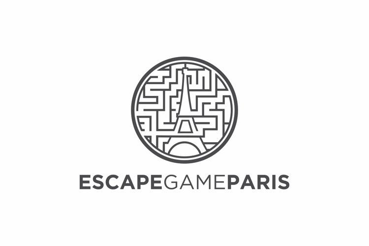 Escape Game Logo example image 1