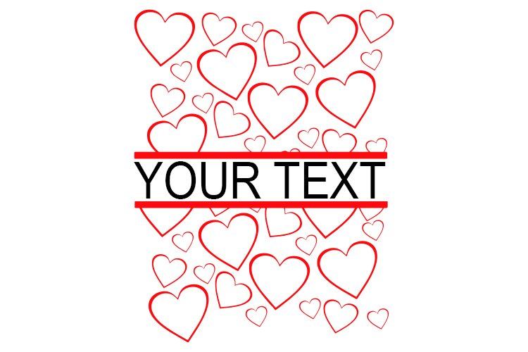 valentine's day svg example image 1