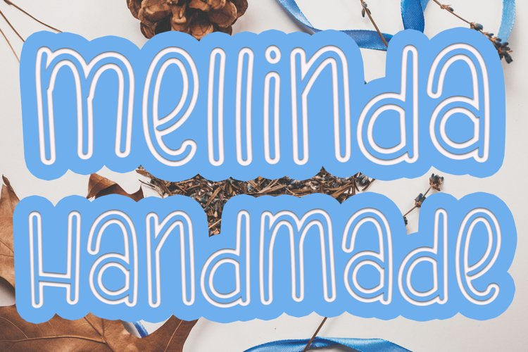 Mellinda Handmade example image 1