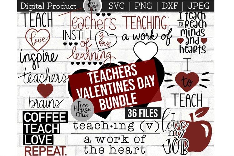 Download Valentines Day Teacher Bundle Valentines Svg Png Jpeg Dxf 417513 Cut Files Design Bundles