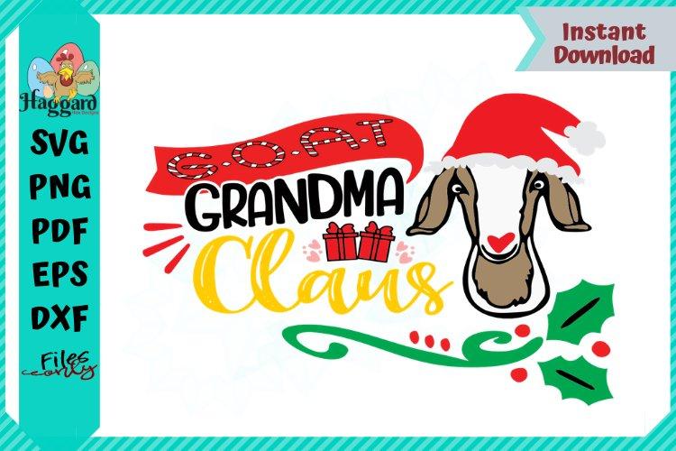 G.O.A.T Grandma Claus