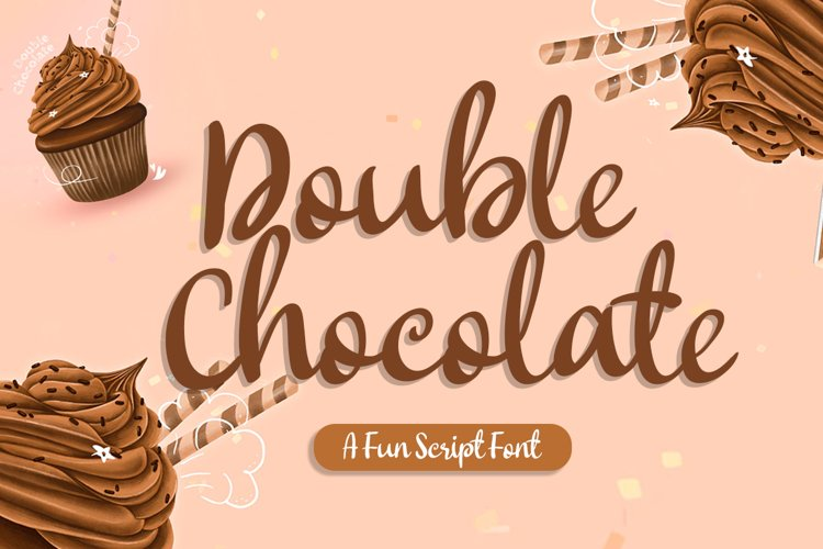 Double Chocolate example image 1