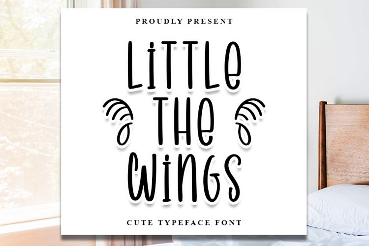 Little The Wings example image 1