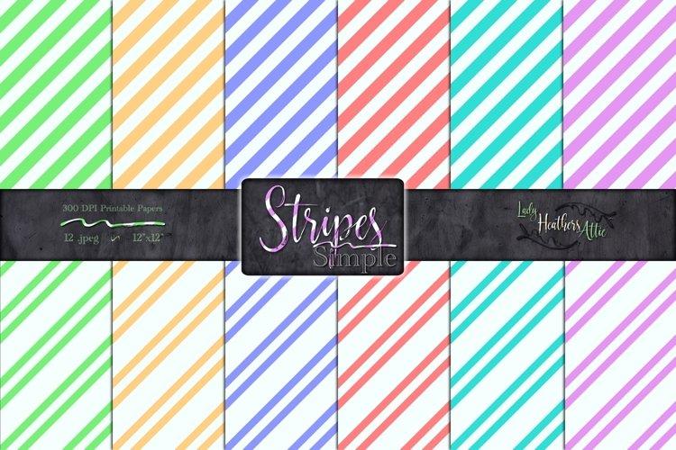 Simply Stripes 12 Piece Set