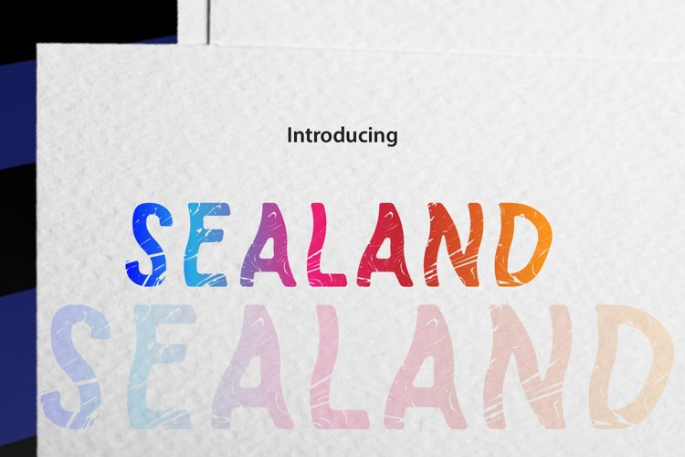 SEALAND example image 1