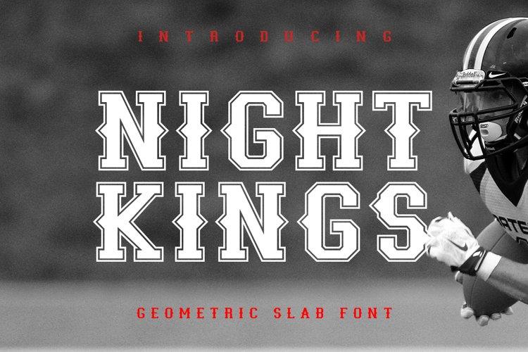 Night Kings  example image 1