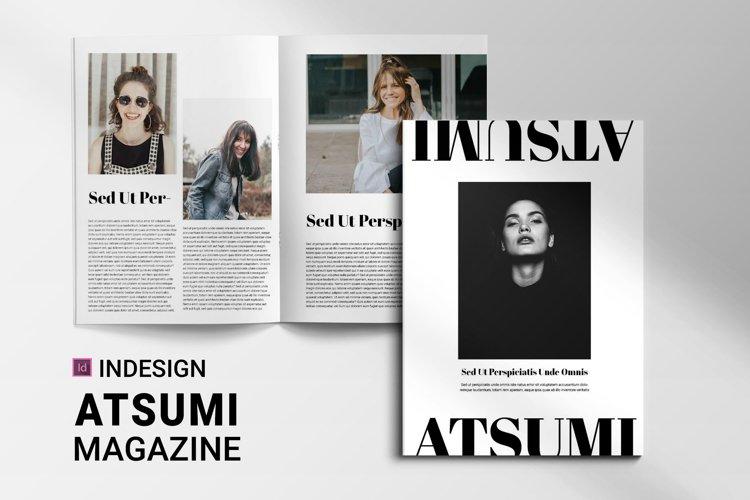 Atsumi | Magazine example image 1