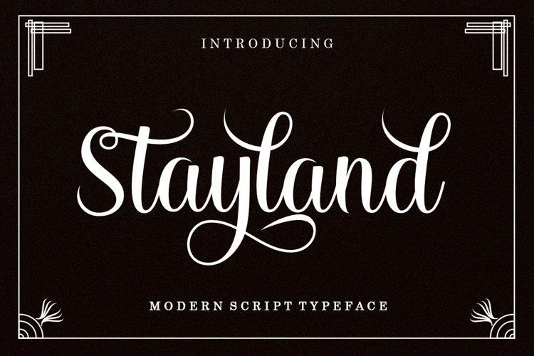Stayland example image 1
