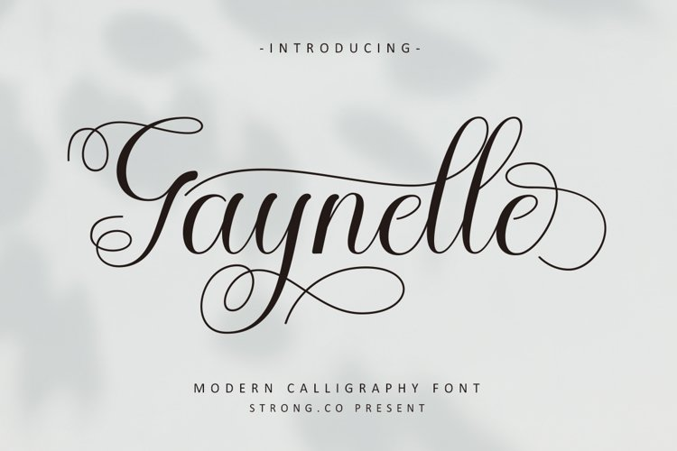 Gaynelle example image 1