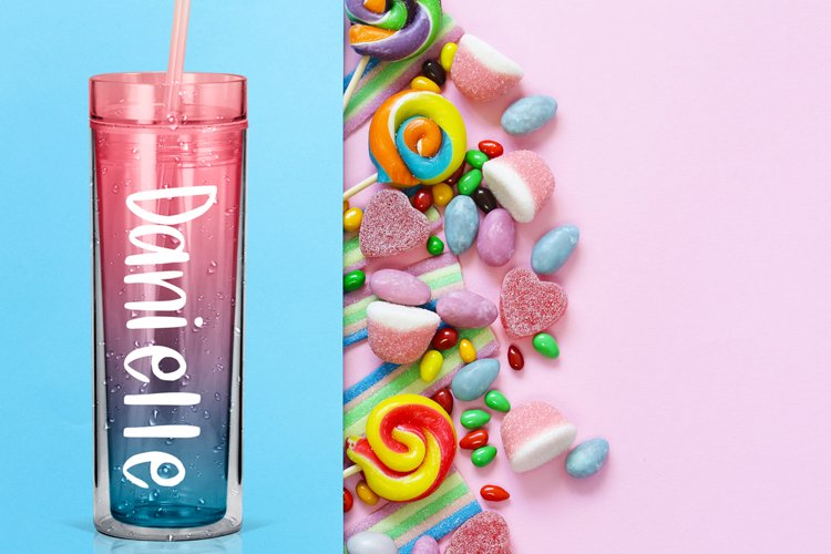Candy Lane Font example 1