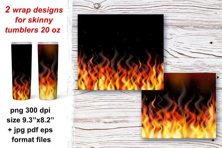 Tumbler sublimation designs, tumbler fire wrap bundle.