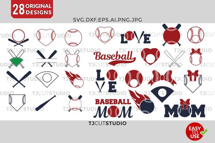 Baseball svg Baseball Monogram Frames - Free Design of The Week Font