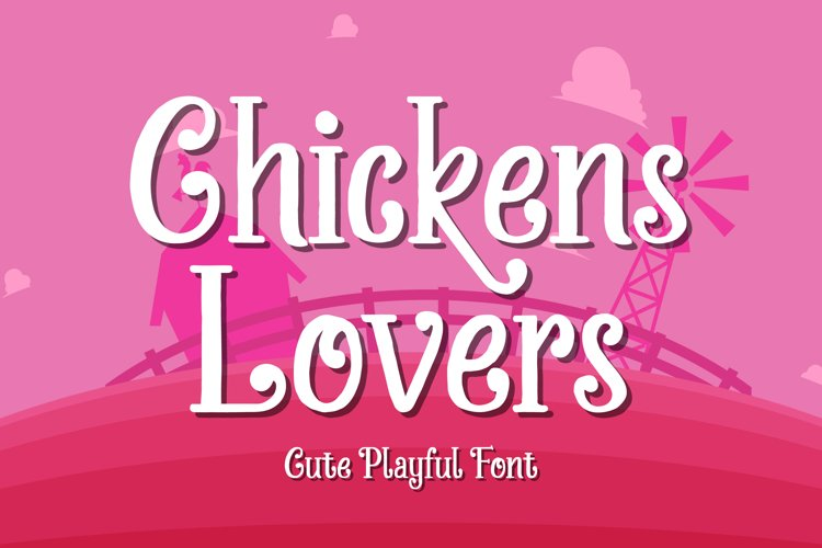 Chickens Lovers example image 1