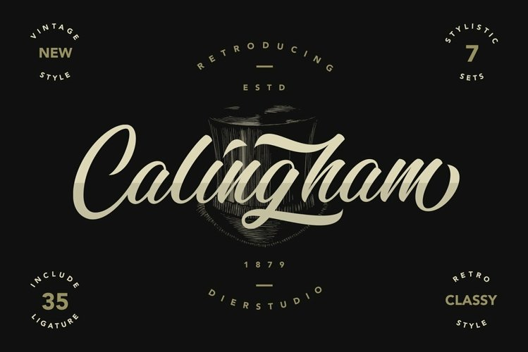 Calingham example image 1