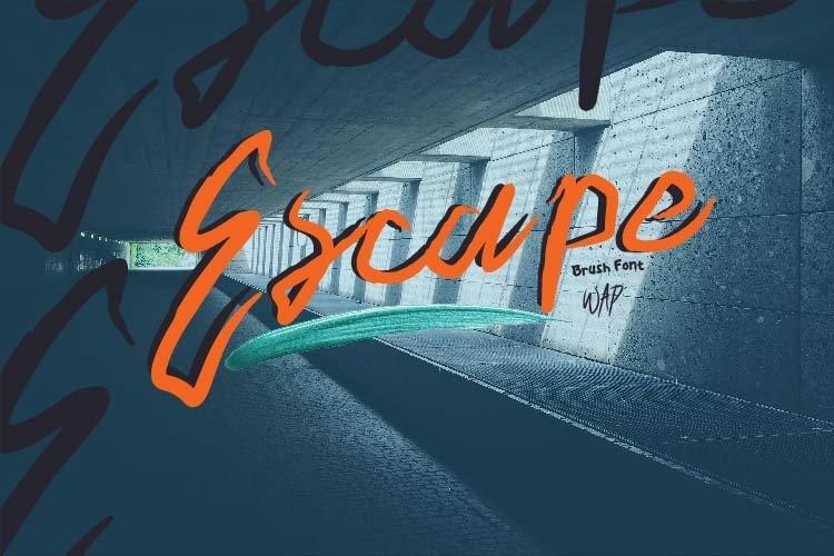 Escape example image 1