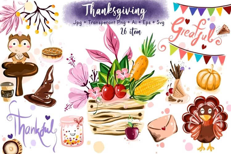 Thanksgiving Collection example image 1