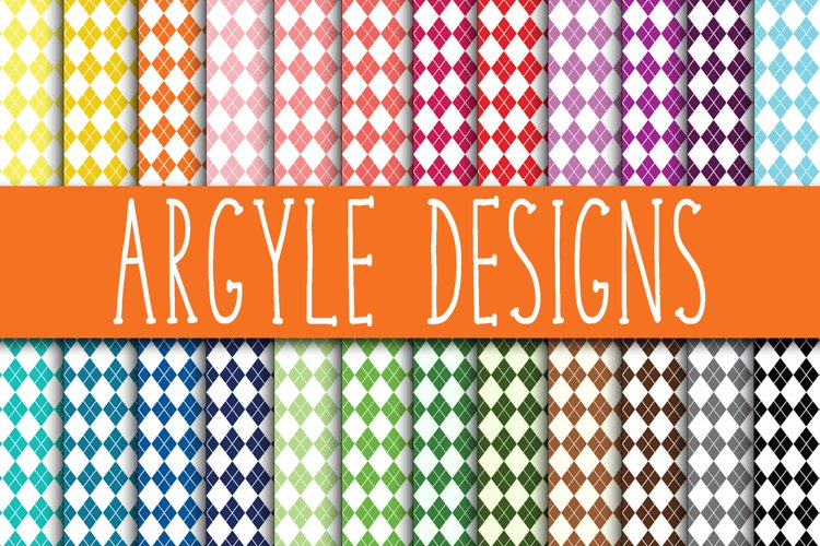 Argyle Digital Papers example image 1
