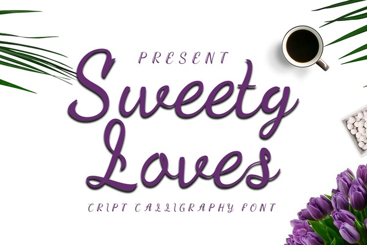 Sweety Loves   Beauty Script example image 1