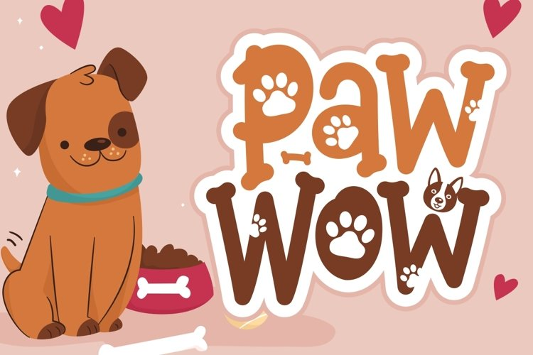 Paw Wow example image 1