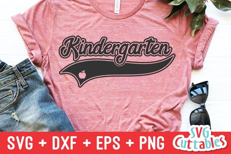 Kindergarten   Teacher Cut File   Shirt Design