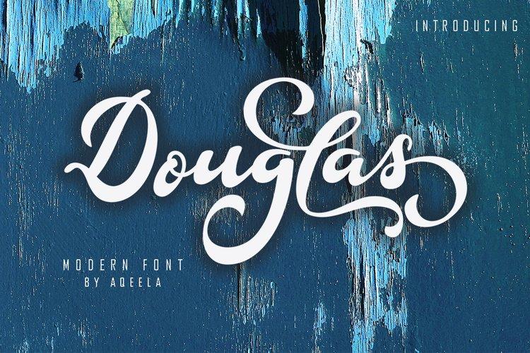 Douglas example image 1