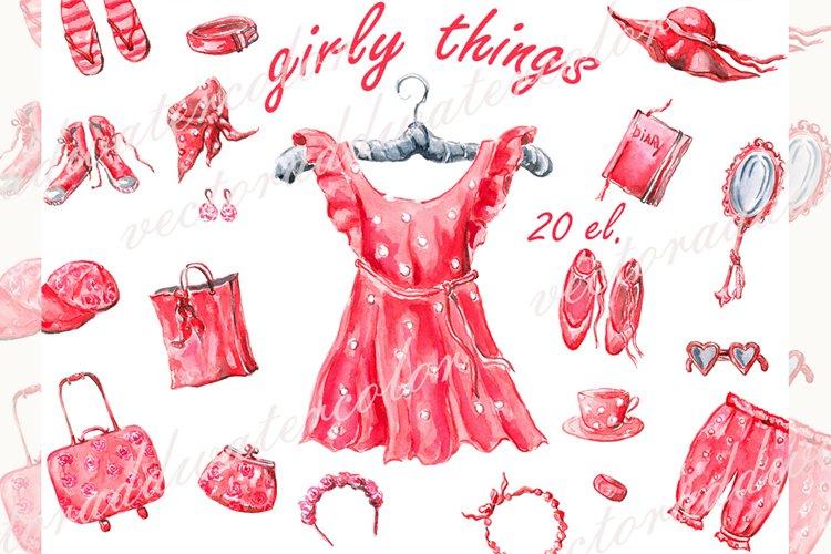 Clothes clipart, fashion clipart, dress clipart