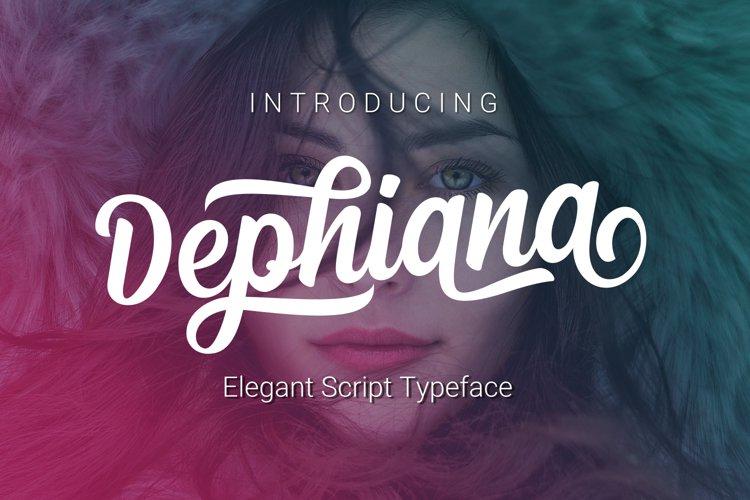 Dephiana example image 1