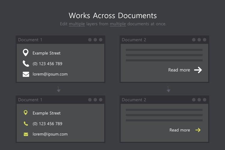 Sync Edit - Layer Synchronize Kit