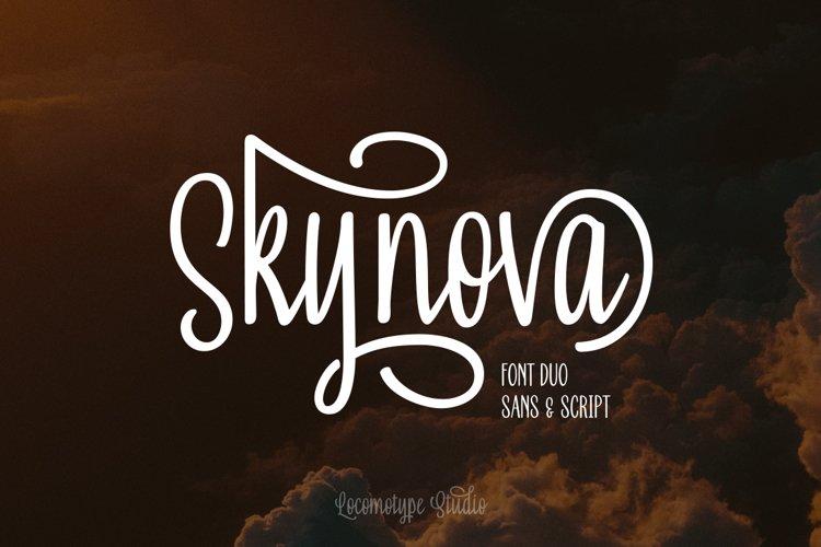 Skynova example image 1