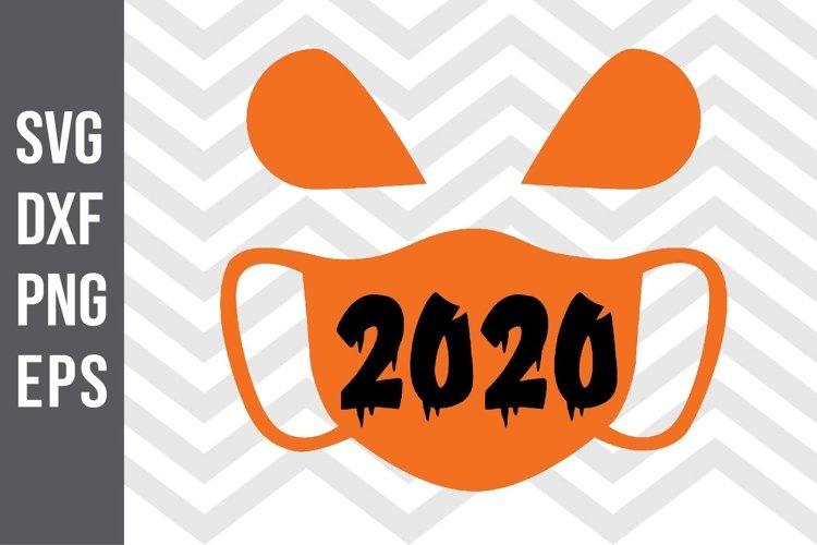 Halloween 2020 SVG example image 1
