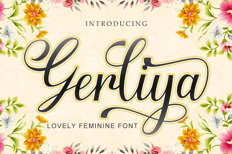 Gerliya example image 1