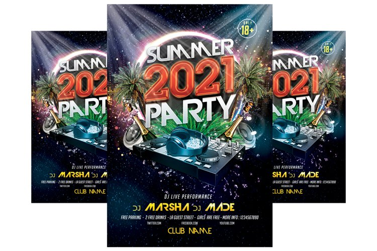 Summer Party example image 1