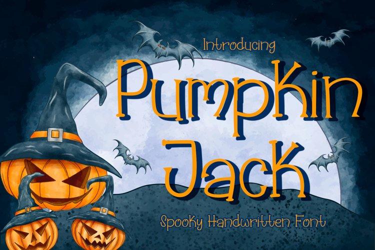 Pumpkin Jack example image 1