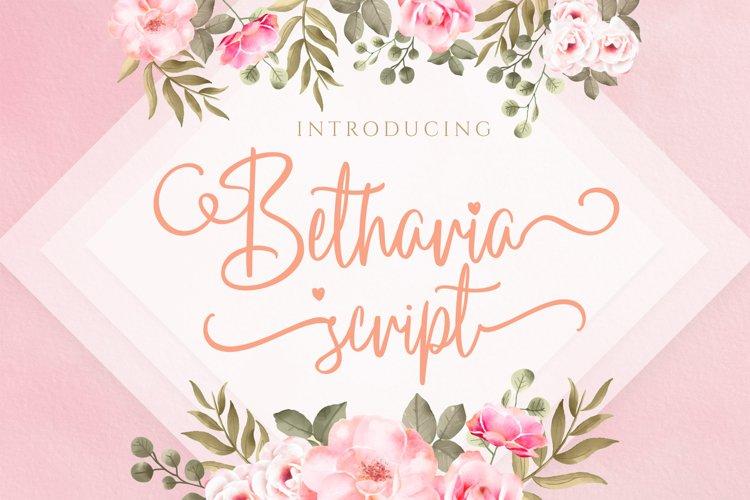 Betharia Script example image 1