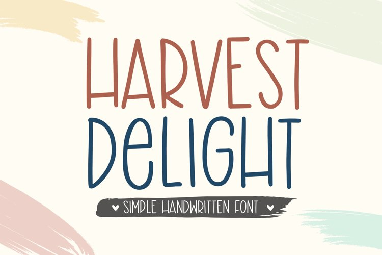 Harvest Delight example image 1