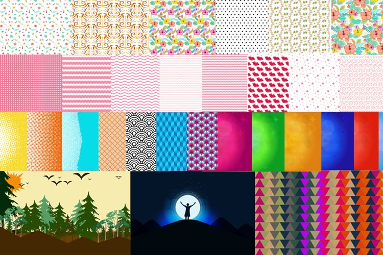 30 Backgrounds   landscapes