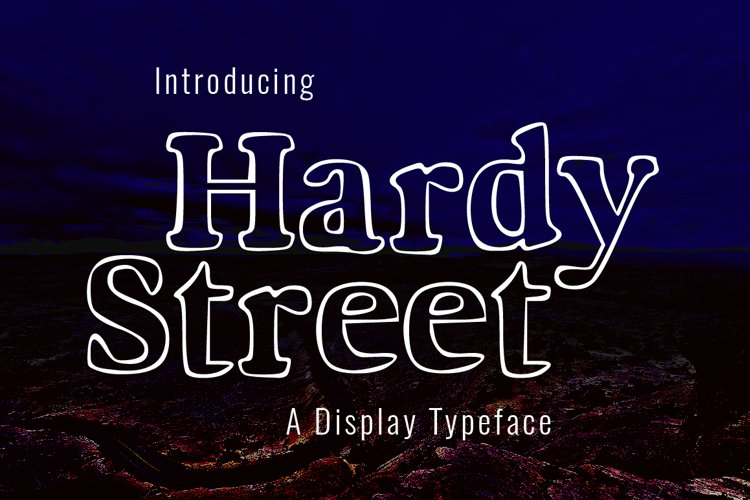 Hardy Street example image 1