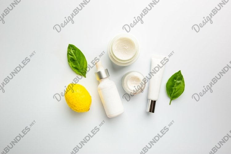 Photo of skin care cosmetology products example image 1