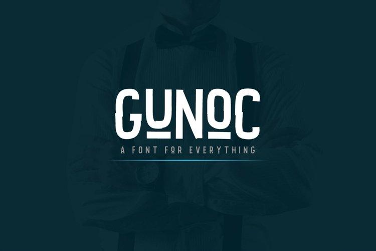 Gunoc example image 1
