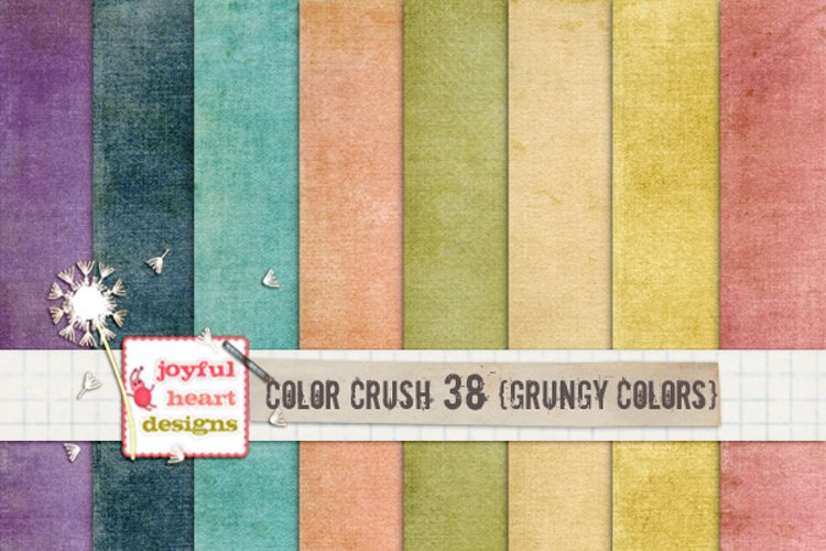 Color Crush 38 {grungy colors} example image 1