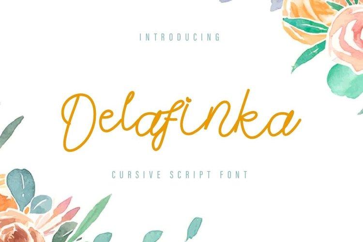 Delafinka example image 1