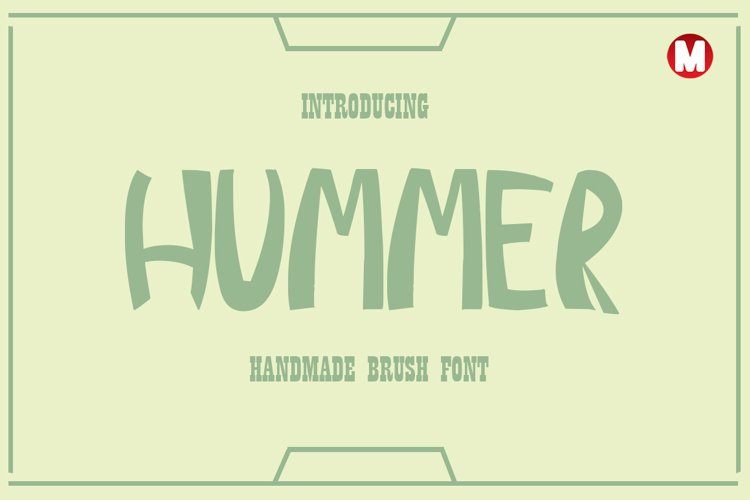 Hummer example image 1